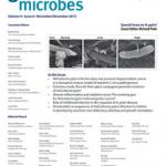 Probióticos, prebióticos y micobiota intestinal en Gut Microbes