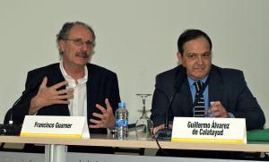 Ponentes: Dr. Guarner y Dr. Guillermo Álvarez de Calatayud